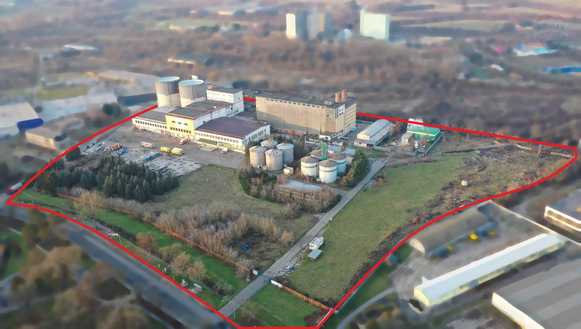 Predaj komerčného objektu 80576 m2, Rimavská Sobota - Rimavská Sobota, pivovar, predaj, areál