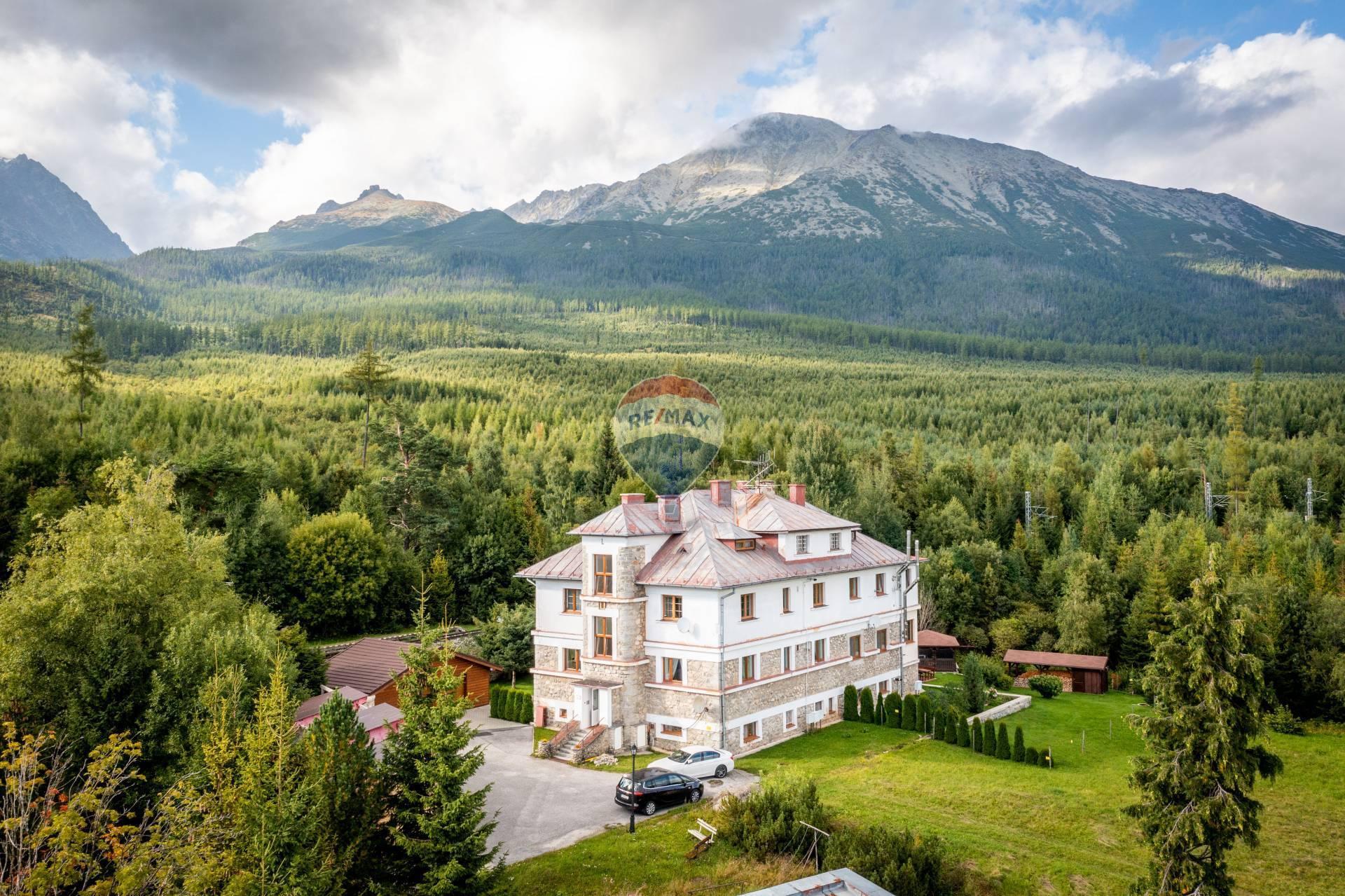 PREDAJ, 3-izbový byt 88 m2, Vysoké Tatry, Tatranské Zruby