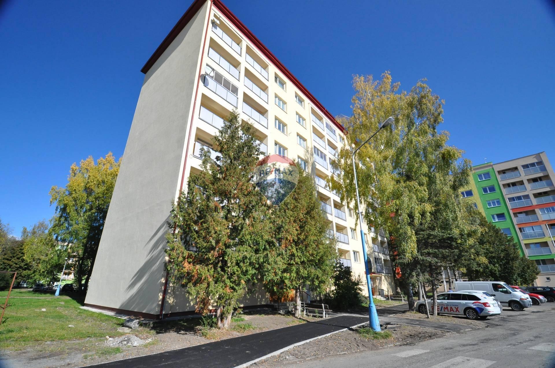 PREDAJ, 2-izbový byt, Poprad, Ul. 29. augusta,
