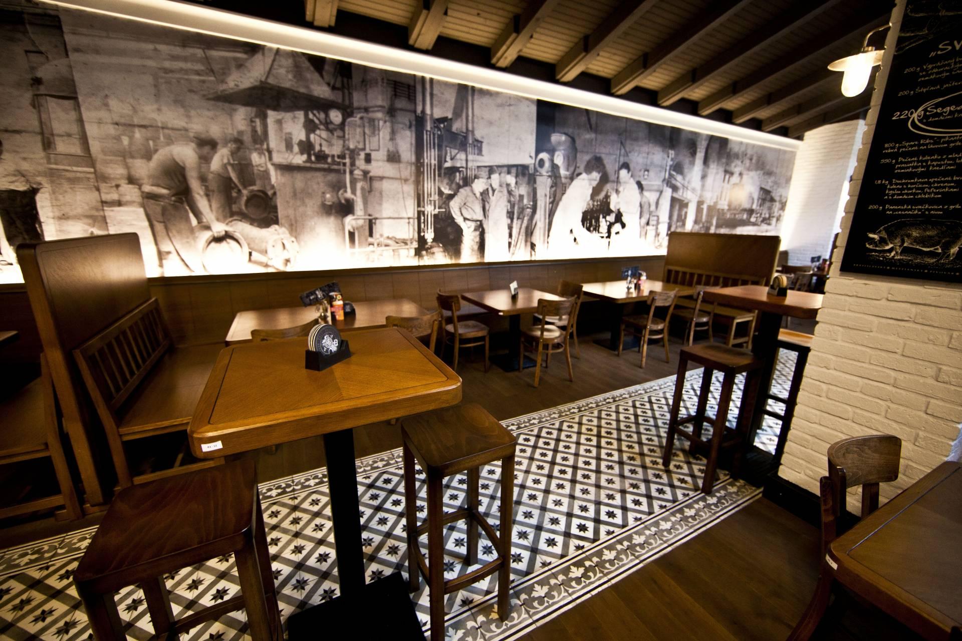 Predaj reštaurácie 1300 m2, Bratislava - Staré Mesto -