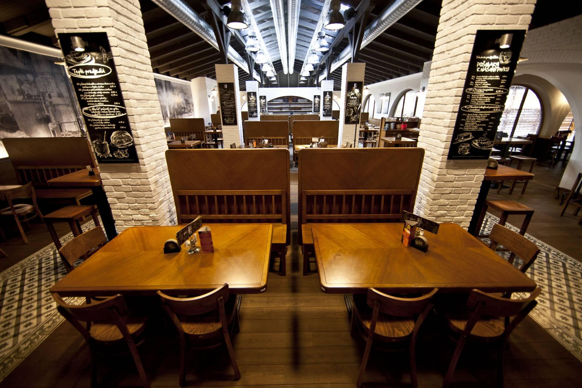 Predaj/ odstúpenie prevádzky/ nájmu Pivovarskej reštaurácie 1300 m2, Bratislava-Staré Mesto