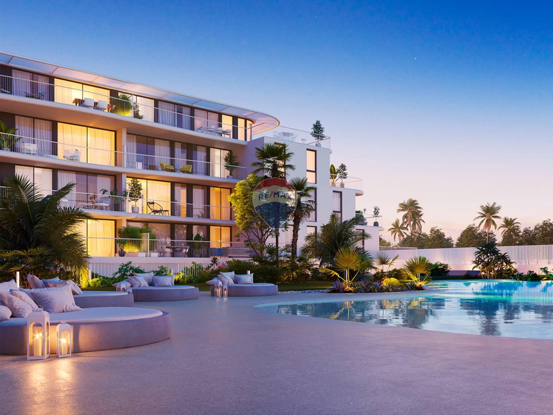 Moderné apartmány snov na pobreží Costa Blanca