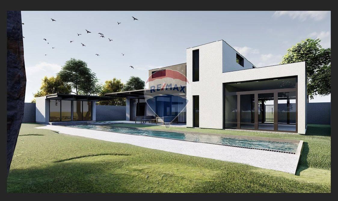 Na predaj: 5izbový luxusný rodinný dom s bazénom a saunou- Dobrohošť,  stav holodom