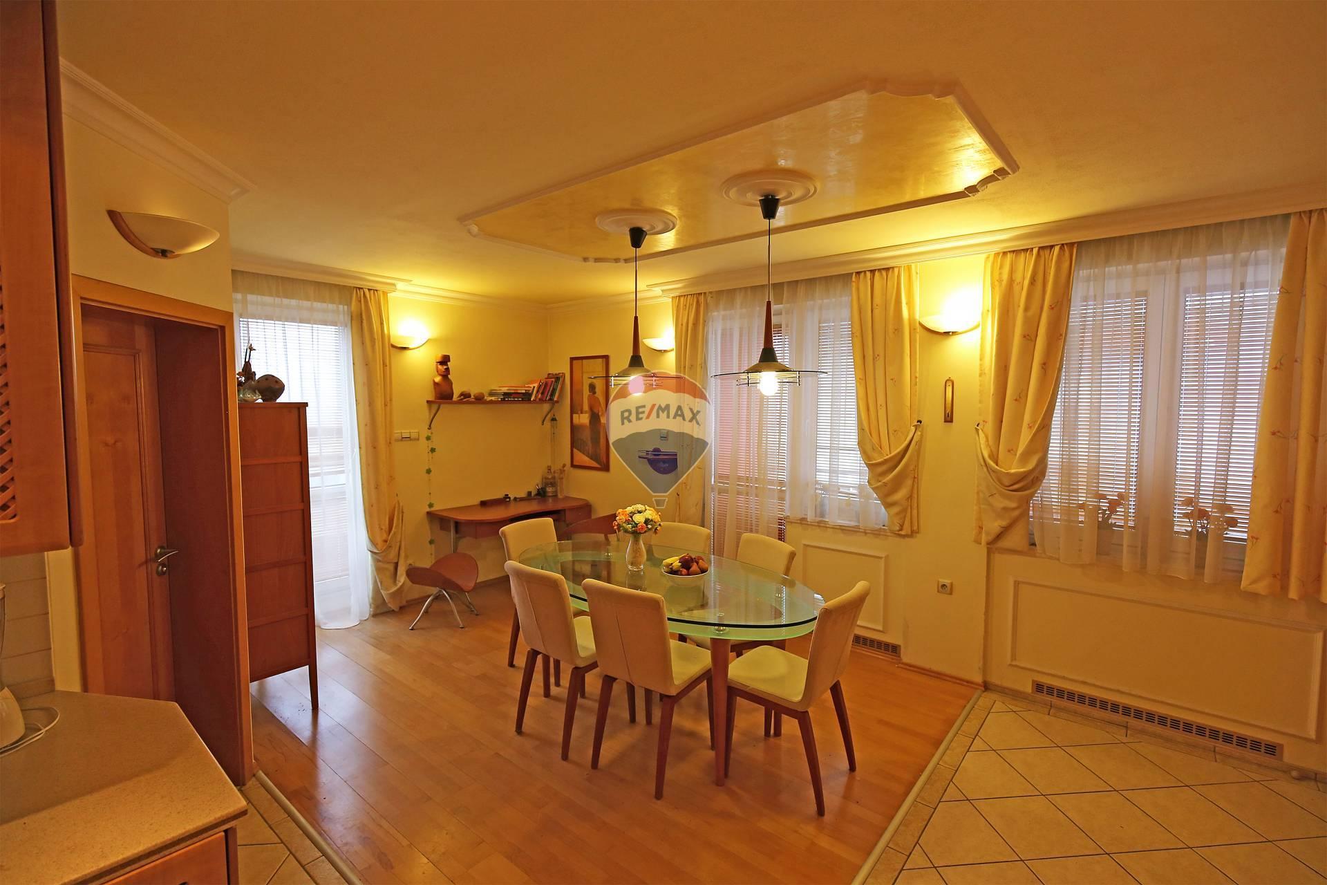 Exkluzívny zariadený mezonetový byt Senec