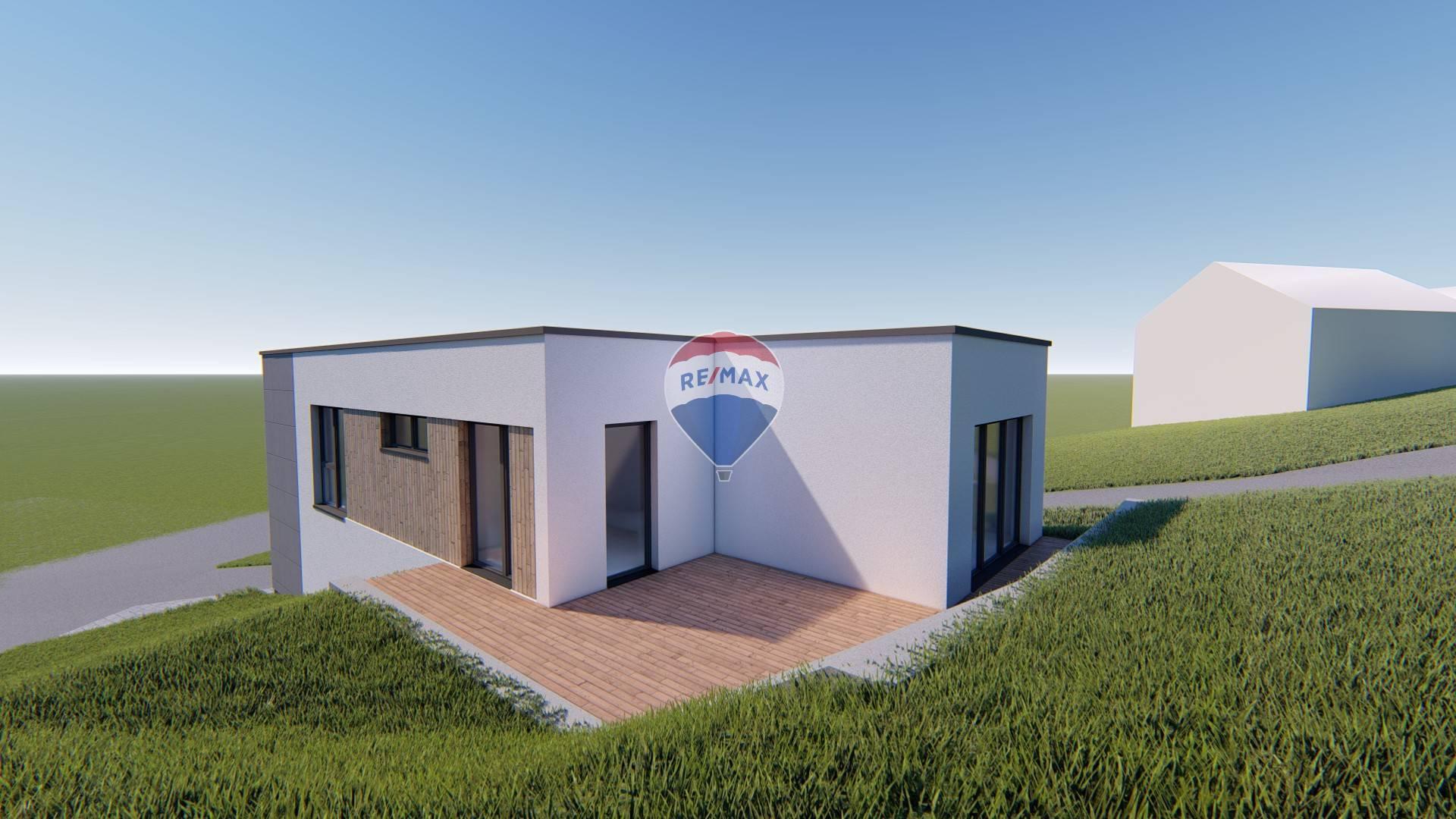 Predaj pozemok s výstavbou rodinného domu Prešov - Ruską Nová es