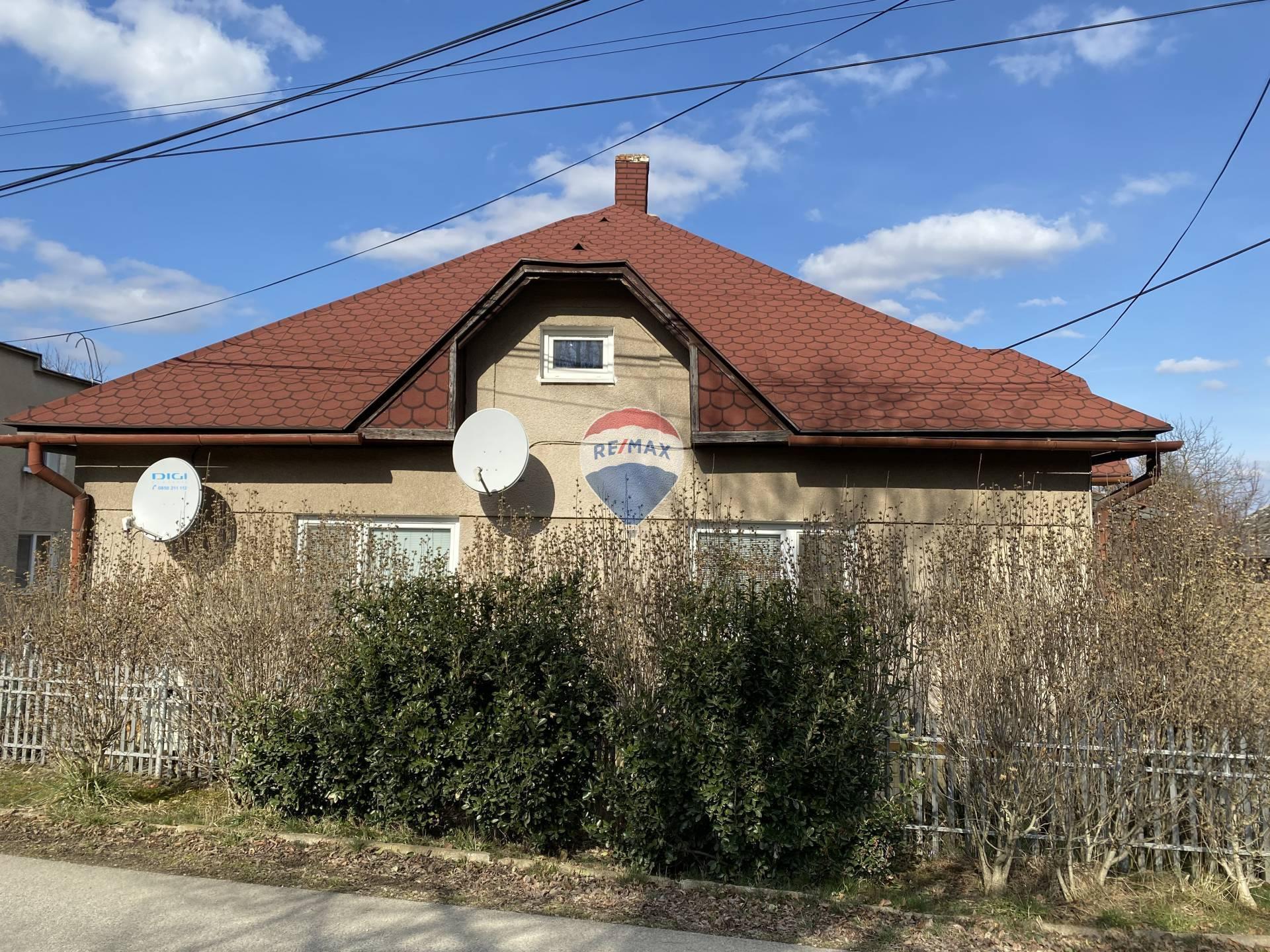 Rezervované - Na predaj rodinný dom vo Vyšnom Lánci
