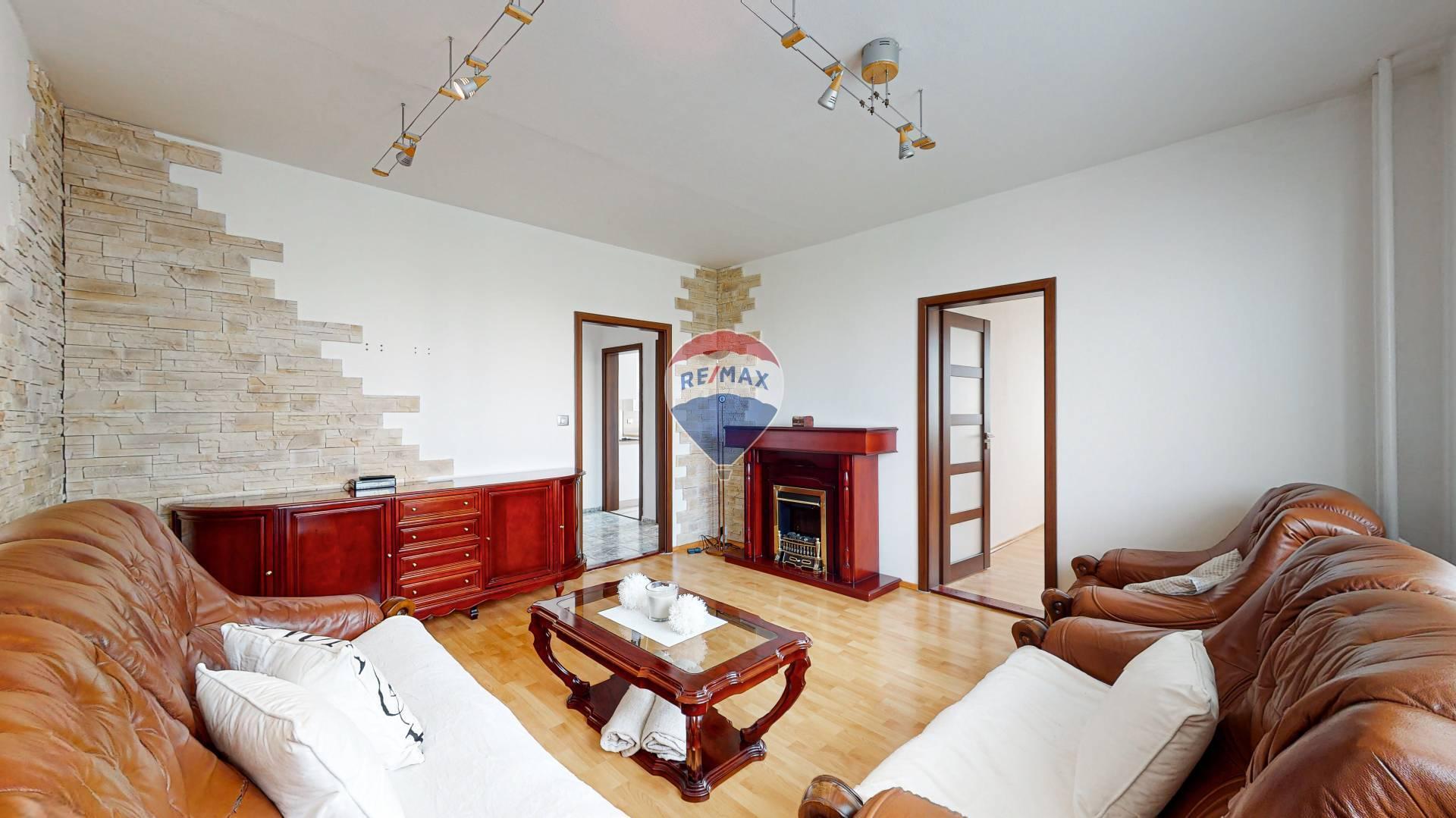 Na predaj 3 - izb. byt na Čordákovej ulici - KVP