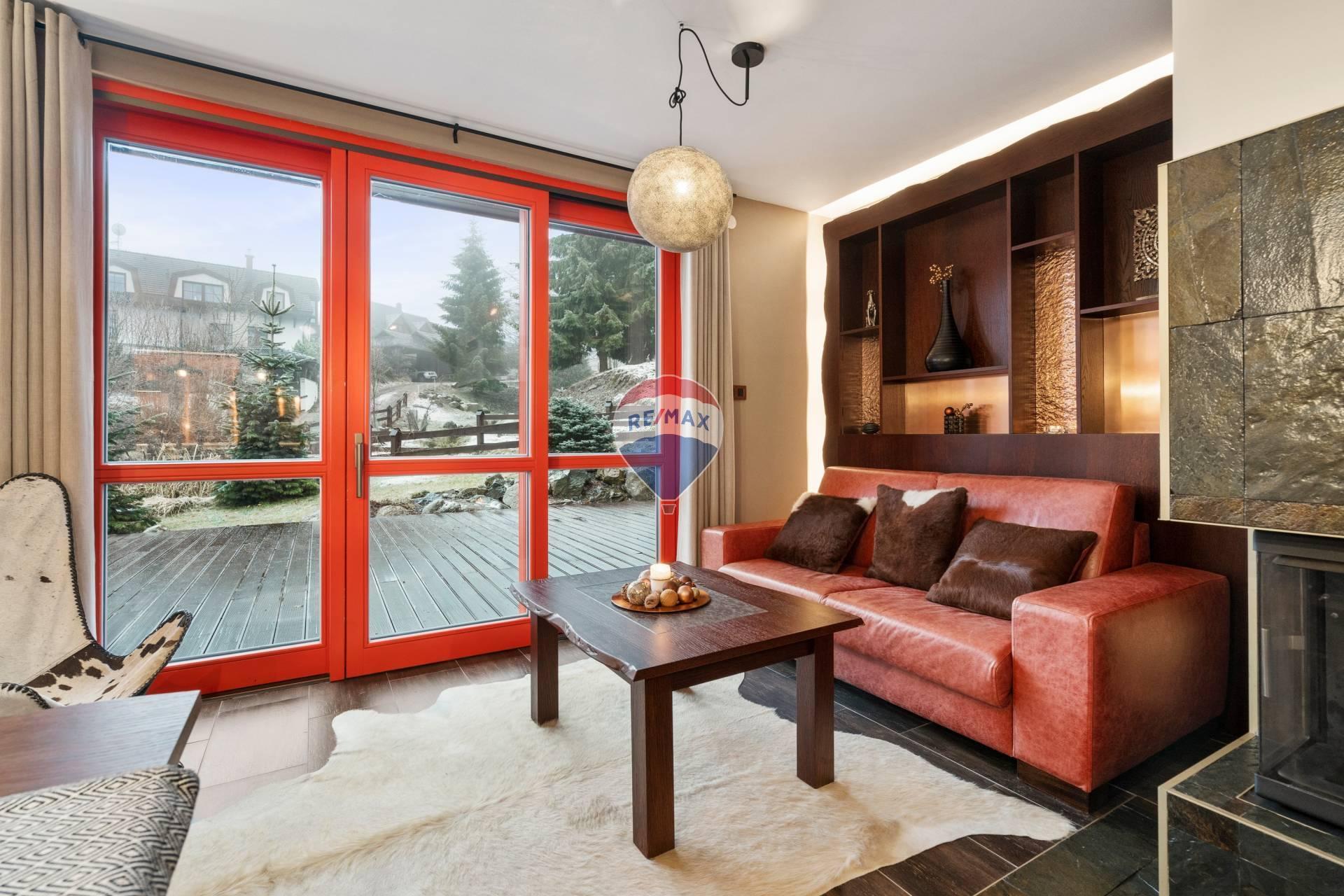 Predaj chaty 85 m2, Králiky - prízemie