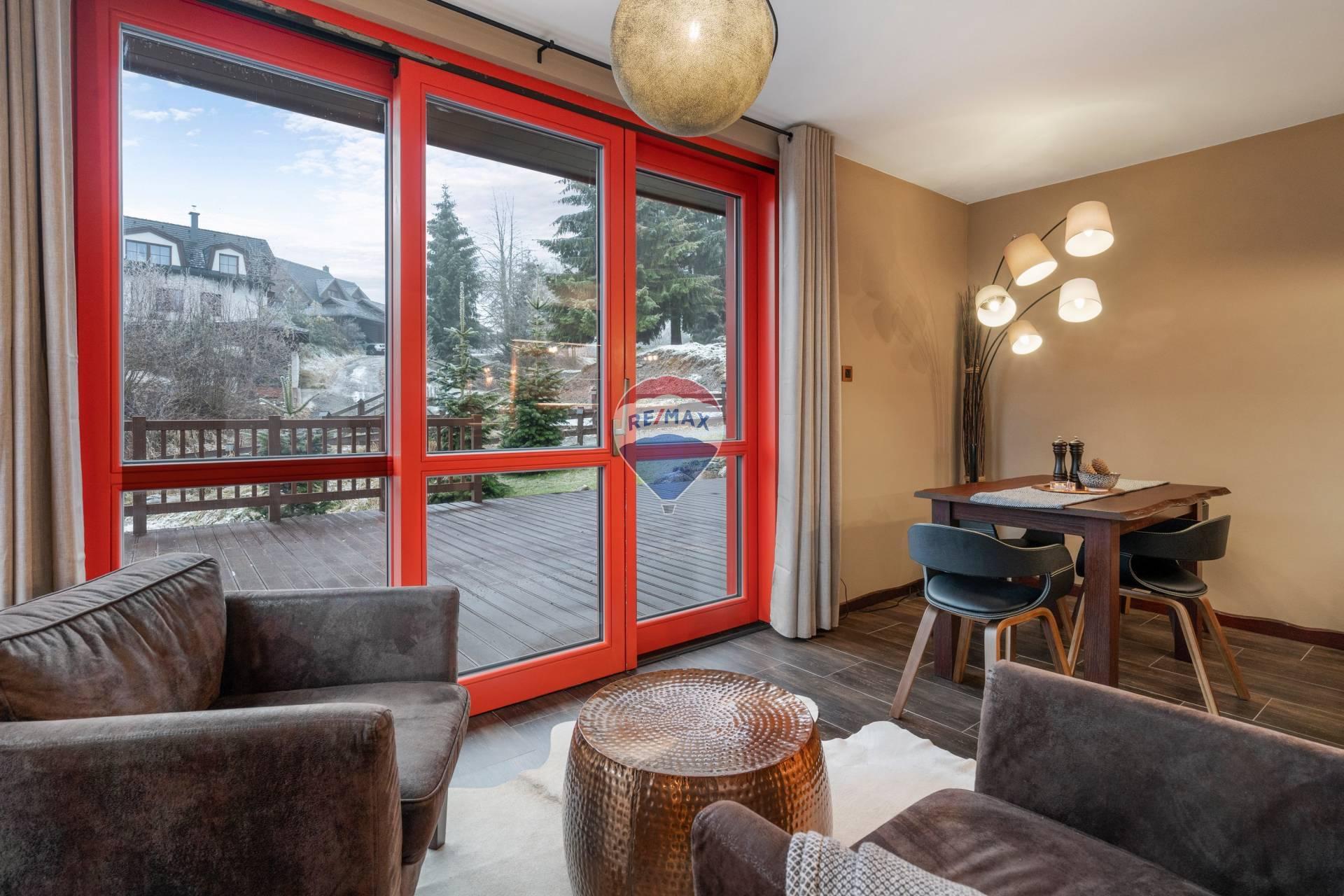 Predaj chaty 108 m2, Králiky - prízemie