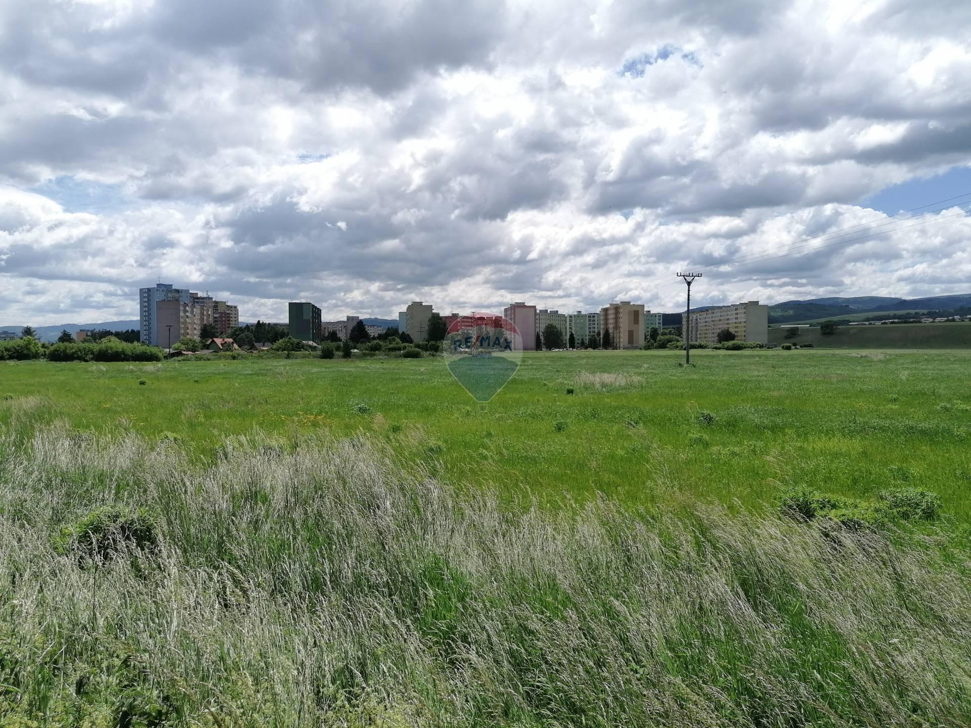 Predaj pozemku 5708 m² Spišská Nová Ves