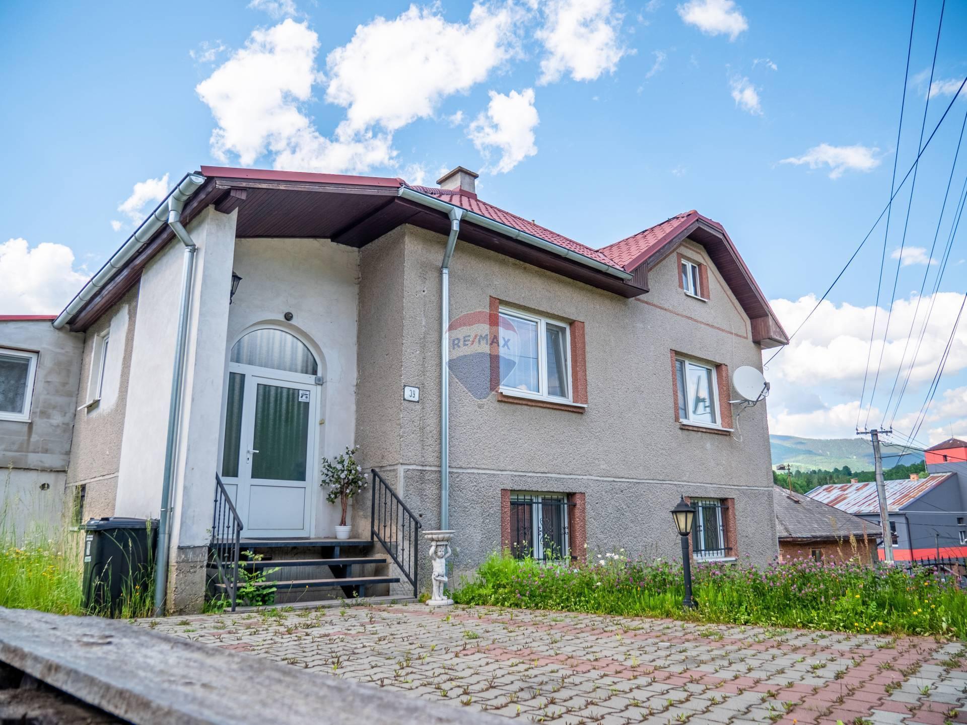 Predaj domu 900 m2 Beňuš - Filipovo
