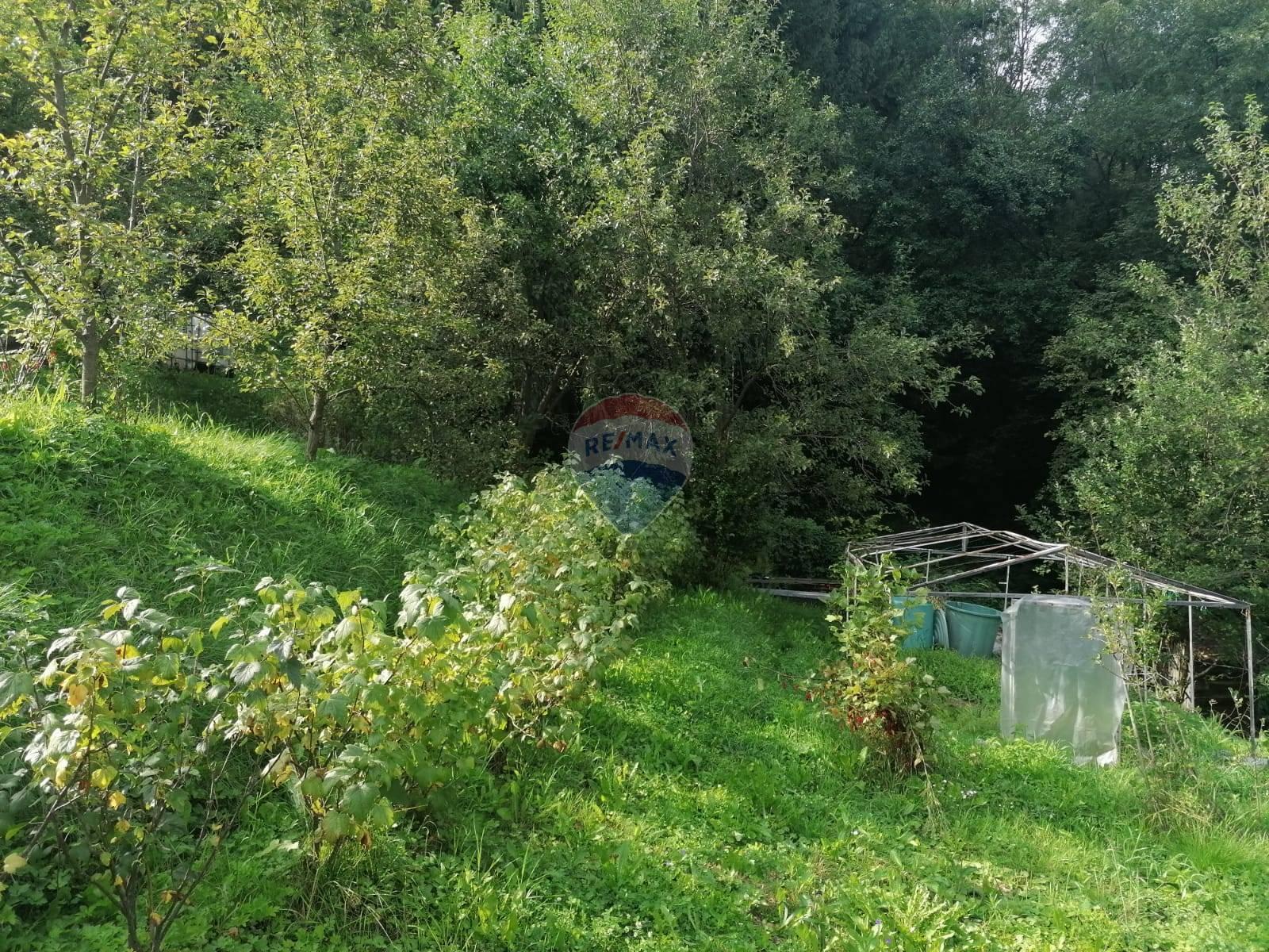 Pozemok na predaj v záhradkárskej oblasti Čachovo pri Brezne