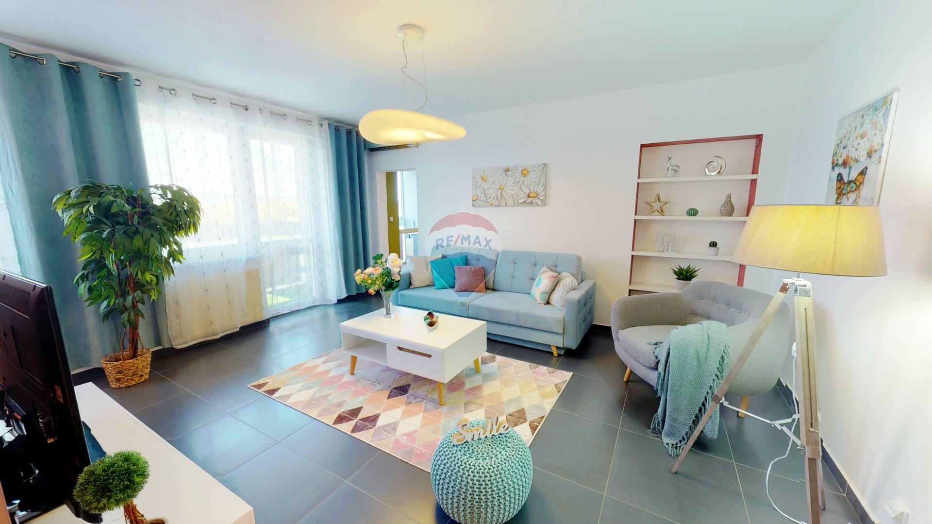 ✅ REZERVOVANÉ - 4 izbový byt v 13 ročnej novostavbe na začiatku Petržalky